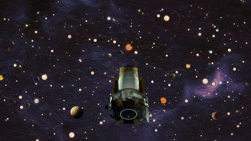 Keplerio teleskopas